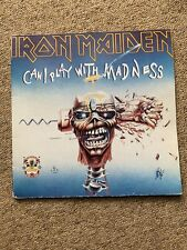 "Iron Maiden-play With Madness-2 X 12""Picture Pic Vinyl-limited-first 10 Years"