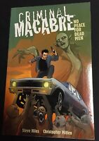 CRIMINAL MACABRE: No Peace for Dead Man - Dark Horse - TPB