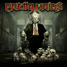 PRETTY MAIDS Kingmaker CD (Heavy Metal)