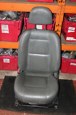 HYUNDAI SANTA FE 2.7 V6 MK1 2001-2005 NSF FRONT LEFT PASSANGER SIDE LEATHER SEAT