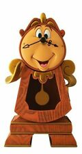 Disney Parks Exclusive Beauty and the Beast Cogsworth Clock Brand New