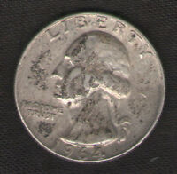 Silver Quarter for Sale 1964-D with FREE and Fast Delivery
