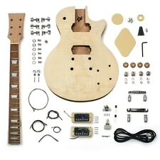 StewMac Lp-Style Electric Guitar Kits, Flame Maple Top