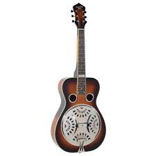 Recording King Rr-75pl-sn Phil Leadbetter Signature Squareneck Resonator Guitar