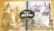 New Wizarding World of Harry Potter Universal Orlando Postcard with Owl Postmark