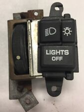 Jeep Wrangler YJ 87-95 Head light Dimmer Switch OEM FREE SHIPPING
