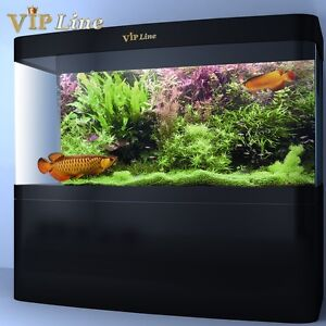 Water Plants PVC Aquarium Background Poster Fish Tank Decorations Landscape