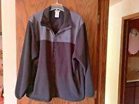 Disney Parks Walt Disney World 1971 Fleece Men's Jacket Size XL X Large