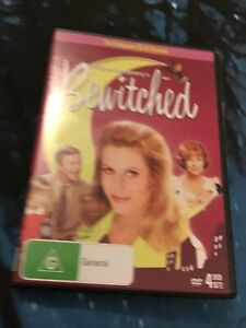 Bewitched Complete Sixth Season Dvd