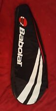 Babolat Tennis Racquet Cover Carrier 29 Inches Long Black White
