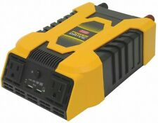 PowerDrive 750-Watt Dc to Ac Power Inverter w/Usb & 2 Ac Ports