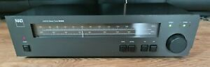 Vintage NAD 4020B Stereo AM FM Radio Tuner HiFi Separate