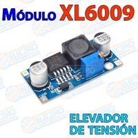 XL6009 Regulador elevador tension DC-DC Booster step-up alimentador - Arduino El