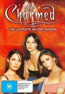 Charmed DVD Season 2 The Complete 2nd Second Season + FREE POST!