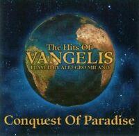 Allegro Milano Hits of Vangelis [CD]