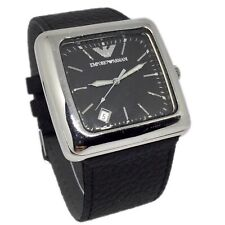 Genuine Giorgio Emporia Armani Men's Square Dress Watch RP £120 Quartz Designer