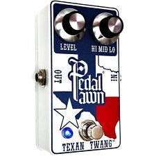 New 2020 Pedal Pawn ® Texan Twang ™ Guitar Pedal | Cesar Diaz Texas Ranger