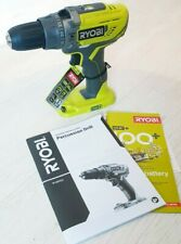 Ryobi R18PD3 18 V ONE + marteau perceuse NEW Lithium Li-Ion