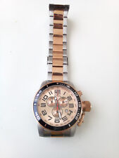 Invicta 17100 Corduba Rose Dial Two Tone Stainless Steel Watch