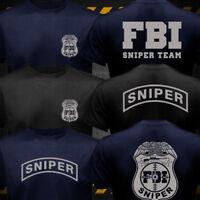 New FBI Sniper Team T-shirt