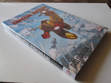 MARVEL,IRON MAN,DISLOCATION, vol 2,DELUXE,NEUF
