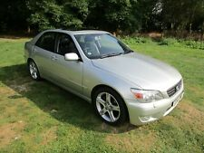 2001 51 Lexus IS200 SE 2.0 Auto Petrol Automatic Low miles 1 owner Full history