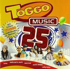 CD - Various - Toggo Music 25 - #A3480
