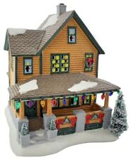"Dept 56 ""A CHRISTMAS STORY"" Ralphie's House"