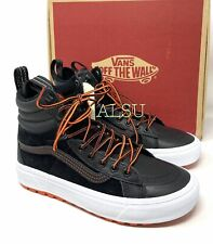 VANS SK8-HI Boot MTE 2 Black Spicy Men's Sneakers VN0A4P3GTUB