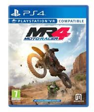 Moto Racer 4 - PS4 neuf sous blister VF