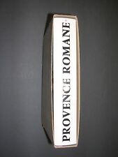 Zodiaque Provence romane I  Nuit des temps jaquette 1974 jaquette emboitage