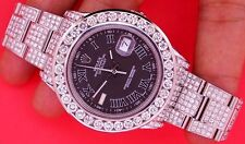 20 Carats Diamonds Rolex Date Just II 2 Watch Best Price Direct From Wholesaler