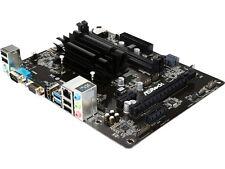 ASRock QC5000M AMD FT3 Kabini A4-5000 Quad-Core APU SOC Micro ATX Motherboard/CP