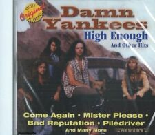 Damn Yankees - High Enough And Other Hits - Hard Rock Pop Music Cd