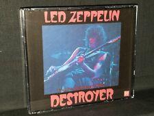 Led Zeppelin 3 CD Set Destroyer Live In Cleveland