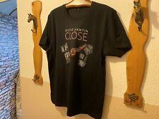 T-Shirt schwarz, Richie Hawtin, Größe L