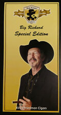 Kinky Friedman Poster - Big Richard Special Edition Cigars
