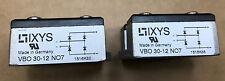 2 x VBO30-12NO7  Bridge Rectifiers 30 Amps 1200V  VBO30-12 N07