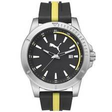PUMA 50 m (5 ATM) Sportliche Armbanduhren mit 12-Stunden-Zifferblatt