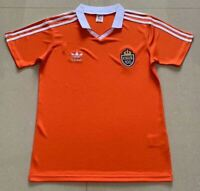 1988 100th Anniversary of the Netherlands Retro Soccer Jersey