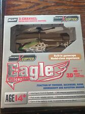 Eagle Helicopter Micro XCopter  3D Radio Control   Brand new in box