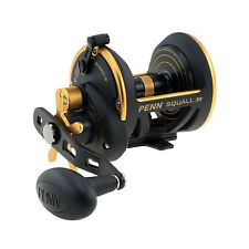 PENN Squall 30 Star Drag Saltwater Fishing Reel - SQL30