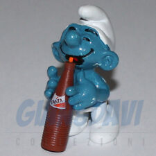 PUFFO PUFFI SMURF SMURFS PROMOTIONAL FA500 2.0057 Thirsty FANTA