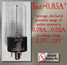 Ussr Hydrogen Baretter 0.85B5.5-12 average stable current 0.85A New Tested 1pc.+