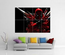 DEADPOOL GIANT WALL ART PHOTO PRINT PICTURE POSTER J146