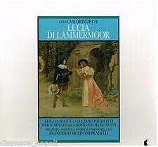 Donizetti: Lucia Di Lammermoor / Pavarotti, Scotto, Cappuccilli - LP Vinyl 33