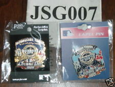 YANKEE OPENING DAY PINS INAUGURAL I WAS THERE 4 16 2009 JETER MLB FREE PRIORITY!