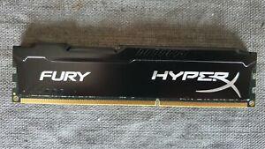 Barrette de RAM HyperX Fury 8 Go DDR3L 1600 MHz CL10