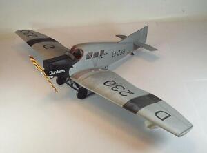 Lemke Collection 1/48 Armour Junkers F 13 Wiedehop Flugzeug Deutsche Post #564