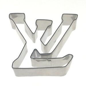 Custom-made Logo Brand Name Letters Maps Metal Cookie Cutter